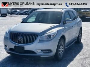 2016 Buick Enclave Leather  EIGHT PASSENGER, TRAILER PACKAGE!!!