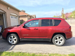 2014 Jeep Compass North, 4WD, LOW KMS