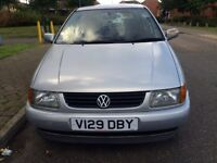 Volkswagen polo 1.4 automatic for spare or repair
