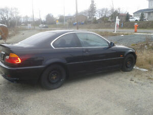 2000 BMW Coupe (2 door)