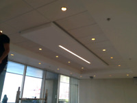 Drywall, Framing, Suspended ceilings and Carpentry