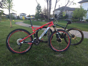 Trade: Medium Specialized Epic Competition
