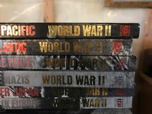Time Life hardcover series World War II