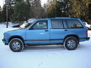 1993 GMC Jimmy SLE SUV, Crossover