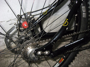 (Winter Fat Bike) Vélo Single Speed Brodie 1-Ball pour hiver West Island Greater Montréal image 4
