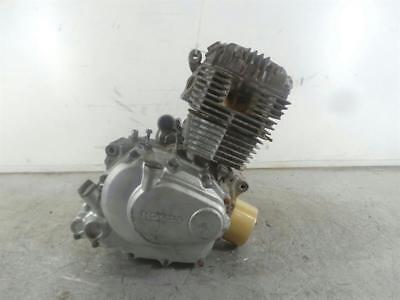 Honda XLR 125 (1998-2003) Engine