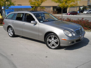 2006 Mercedes-Benz E-350,4Matic,7pass,Low km,3/YWarranty Availab