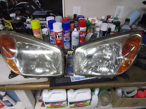 2004 Rav4 headlights