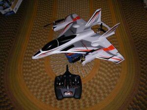 AVION / DRONE TELEGUIDE CONVERGENCE RTF EFL 11050