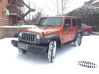 2010 Jeep Wrangler VUS