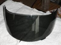 SHOEI TINTED VISOR (NEW IN PACKAGE)