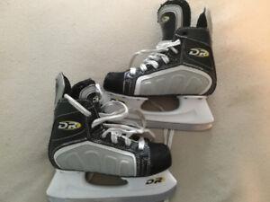 DR hockey skates