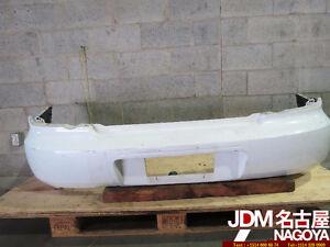 JDM 04-05 Subaru Impreza WRX STi Rear OEM Bumper Cover Sedan 4DR