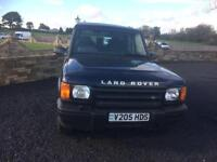 Land Rover Discovery 2.5Td5 1999MY Td5 S (5 seat)