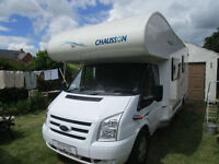 2010 Chausson Flash 03 6 Berth 4 Seat Belts Bunk Beds Motorhome For Sale 11208