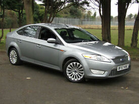 Ford Mondeo 2.0TDCi Titanium X**DIESEL**TOP OF THE RANGE**PSH**140BHP**