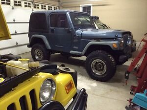 Jeep TJ Parts. Kitchener / Waterloo Kitchener Area image 7