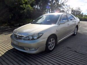 2005 Toyota Camry sportivo 2.4L AUTOMATIC GOLD 4D Sedan Lansvale Liverpool Area Preview