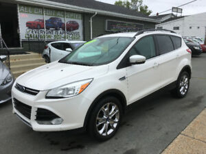 2013 FORD ESCAPE SEL AWD.......JUST SERVICED FINANCING OAC!
