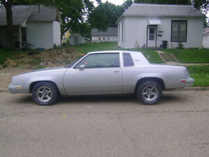 Looking for olds cutlass for parts