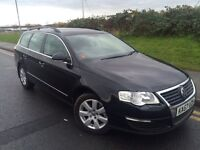 2008 Volkswagen Passat Tdi se 6 speed Estate # fsh # 2 owners # Cruise # cheap Tax & insurance