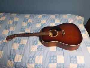 Acoustic Guitar For Sale Or Trade For Drums
