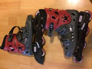 Roller Blades--Men's size 10 Kitchener / Waterloo Kitchener Area image 1