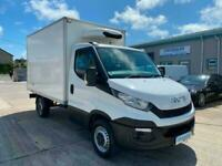 2015 Iveco Daily Fridge Van Overnight Standby CHASSIS CAB Diesel Manual