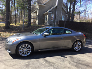 2010 Infiniti G37 Sport Coupe (2 door) RWD, Paddle Shifters, NAV