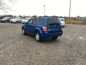 2011 Ford Escape SUV, Crossover Windsor Region Ontario image 1