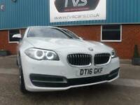 2016 BMW 5 Series 2.0 520d SE 4dr Saloon Diesel Automatic