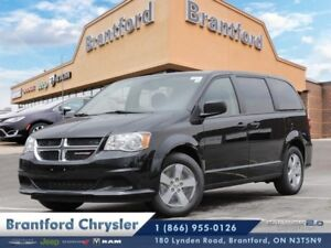 2018 Dodge Grand Caravan Canada Value Package  - $186.93 B/W