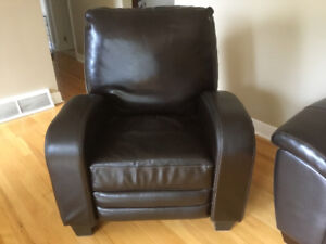 Fauteuil inclinable Elran Recliner Chair