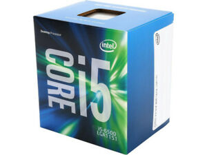 Intel Core i5-6500 Skylake Quad-Core 3.2 GHz