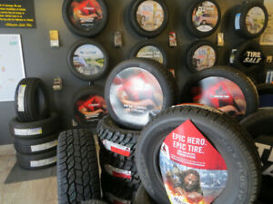 HUNTER LAKE DISCOUNT TIRE WAREHOUSE 15TH ANNIVERSARY SALE