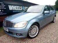 2010 Mercedes-Benz C Class C220 CDI BlueEFFICIENCY Elegance 4dr SALOON Diesel Ma