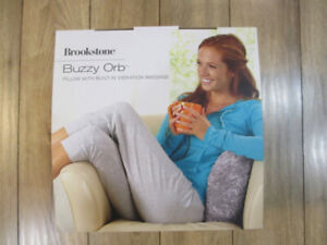 MASSAGE PILLOW - BRAND NEW IN THE BOX - $ 20 FIRM