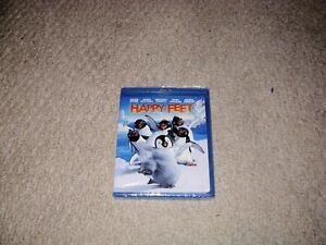 HAPPY FEET BLURAY FOR SALE!