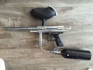 xtra paintball gun
