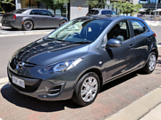 2011 MAZDA 2 NEO AUTOMATIC Kingston South Canberra Preview