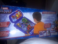 Marvel Heroes Electronic Table Top Pinball New