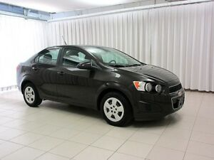 2013 Chevrolet Sonic HURRY!!! DON´T MISS OUT! 1.8L, MANUAL TRANS