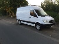 Mercedes sprinter 311 Mwb low mileage 132000 mot 7 months