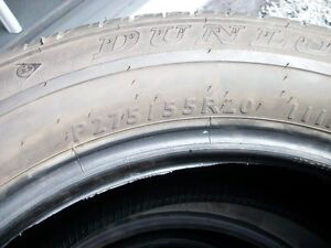 4- P275/55r/20 all season tires. Few 1000 kms only. Like new