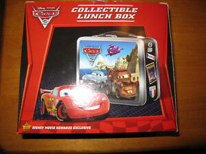 Cars 2 Collectible Lunch Pail - Limited Edition New in Box. London Ontario image 3