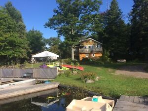 Longmuir's Hidden Cove Cottage Resort- FISHING & HUNTING SPECIAL