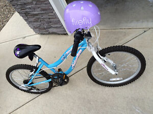 great bike and helmet for sale