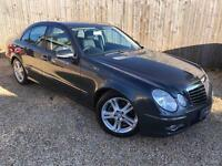 2008 Mercedes-Benz E Class 1.8 E200 Kompressor Avantgarde 4dr