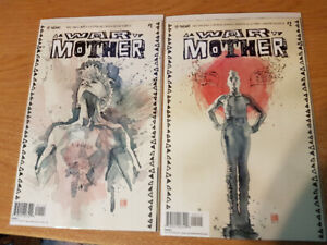 War Mother Completed Series Issues #1-4 Valiant