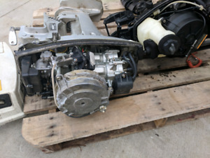 4HP and 9.9HP Outboards APS and Suzuki 9.9 for parts